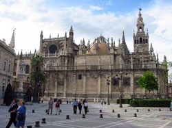 Cathedral and La Giralda