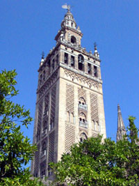 La Giralda - Click to see past homepage photos