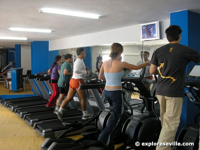 Gyms in Seville